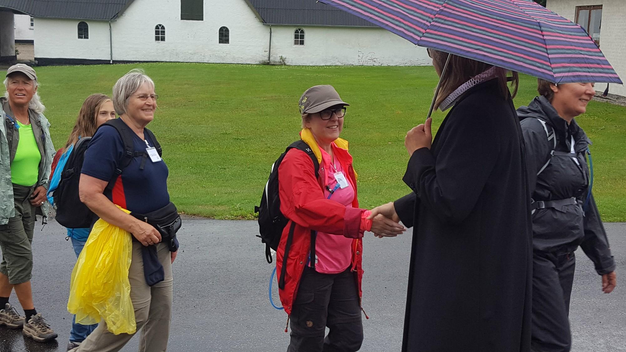 Præsten i Mårum byder velkommen