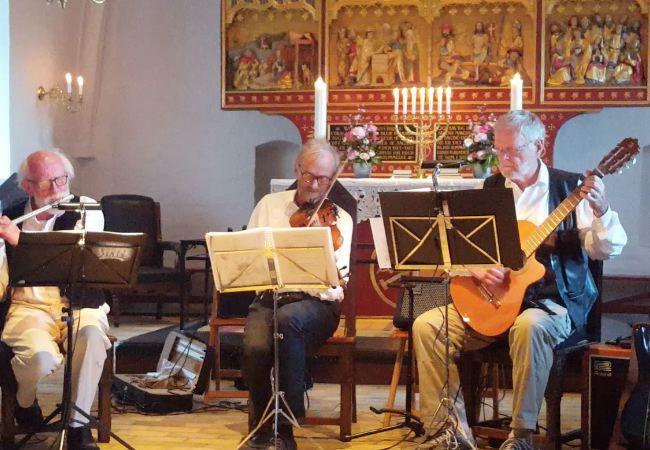 koncert i kirken