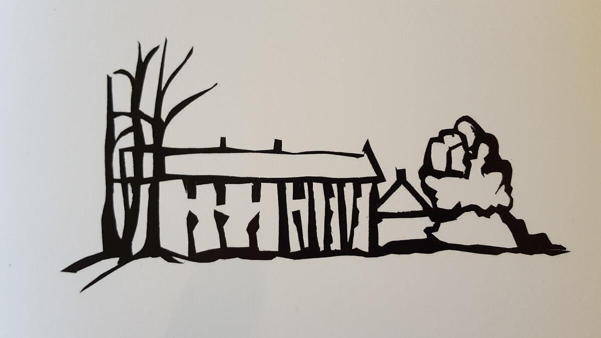 Papirklip af Jørn Peter Lærkesen