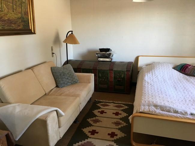 værelser Maarum præstegård Bed and Breakfast